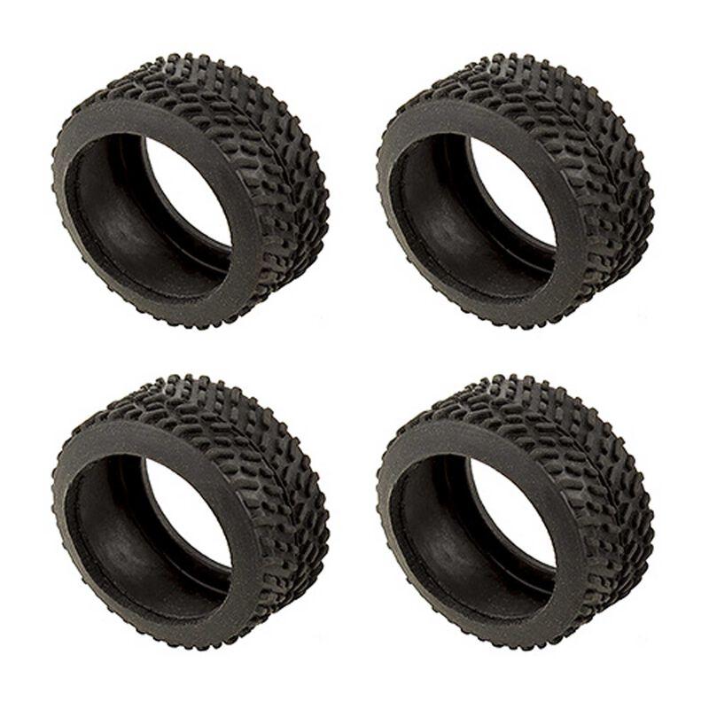NanoSport Pin Tires, Black
