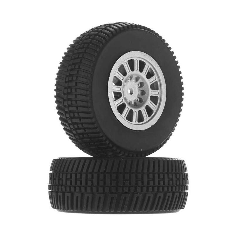 Wheel Tire Assembled (2): SC 4.18
