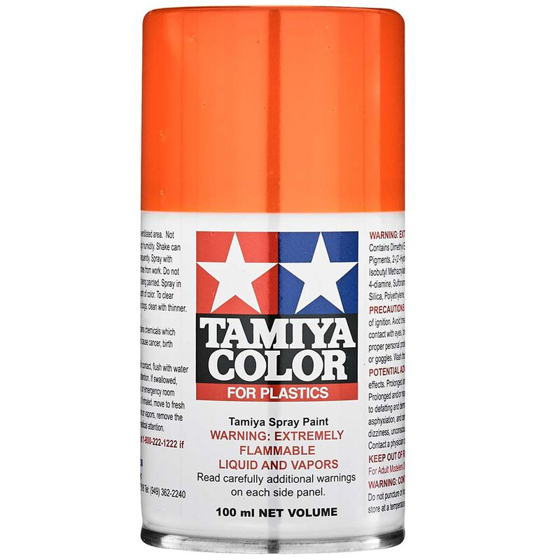 TS-98 Pure Orange, 100ml Spray Can
