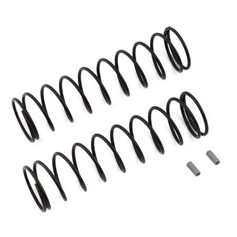 Rear Springs V2, Gray, 4.2 lb/in, L86, 10.75T, 1.6D (2)