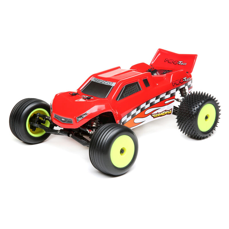 1/18 Mini-T 2.0 Stadium Truck Brushless RTR, 40th Anniversary Limited Edition