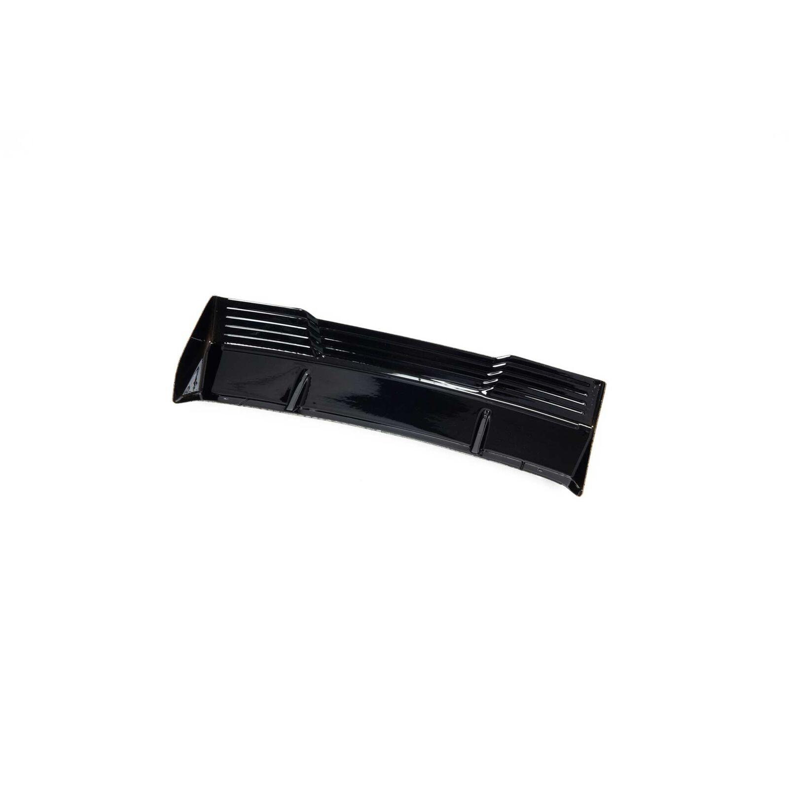 Rear Wing, Black: FELONY 6S BLX