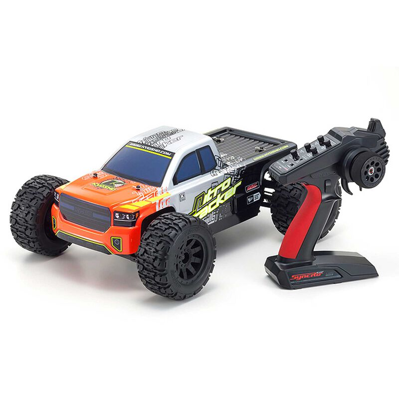1/10 Nitro Tracker GP 4WD Nitro Monster Truck RTR