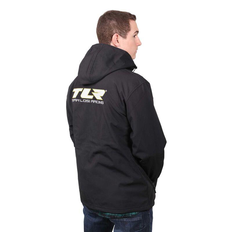 Hooded Jacket, Large