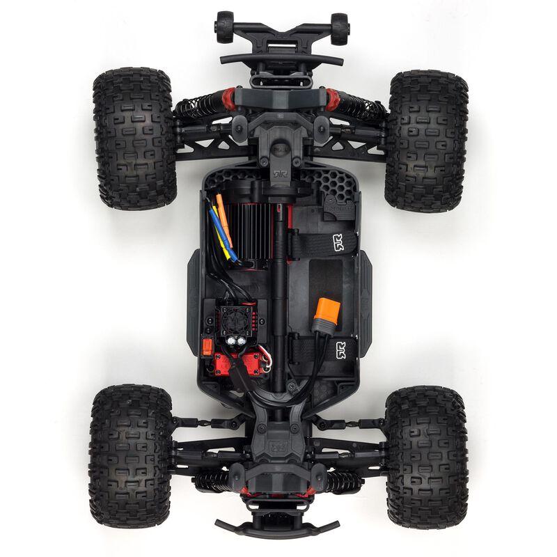 1/10 GRANITE 3S BLX 4WD Brushless Monster Truck with Spektrum RTR