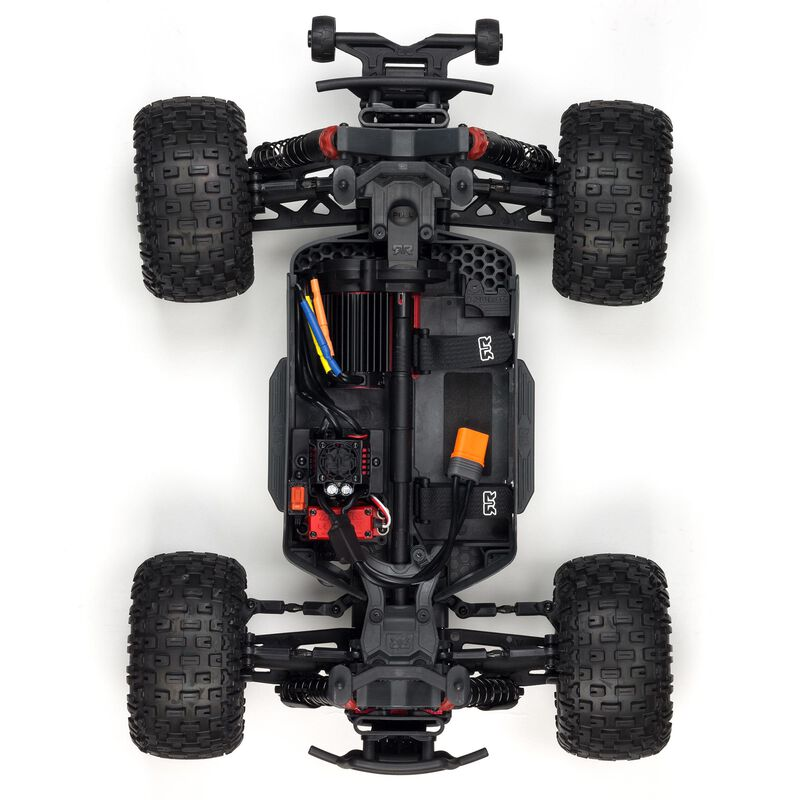input BEVEL Gears Arrma TYPHON 4x4 3s BLX /& bearings granite AR102696 13t