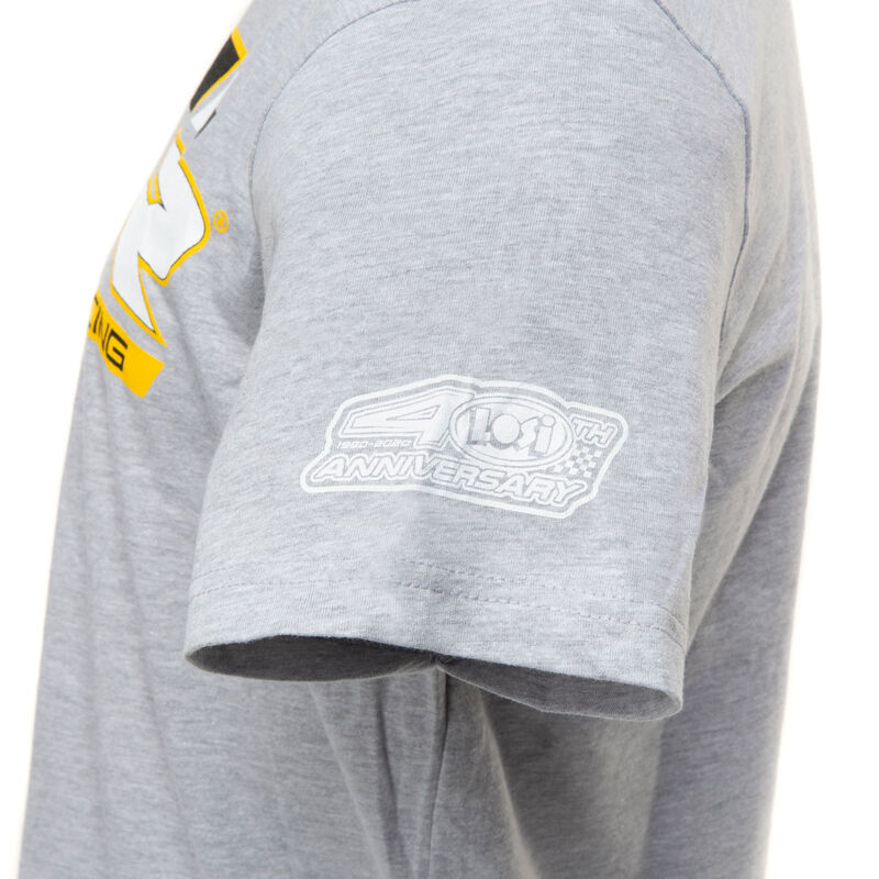 TLR 2020 Gray T-Shirt, Large