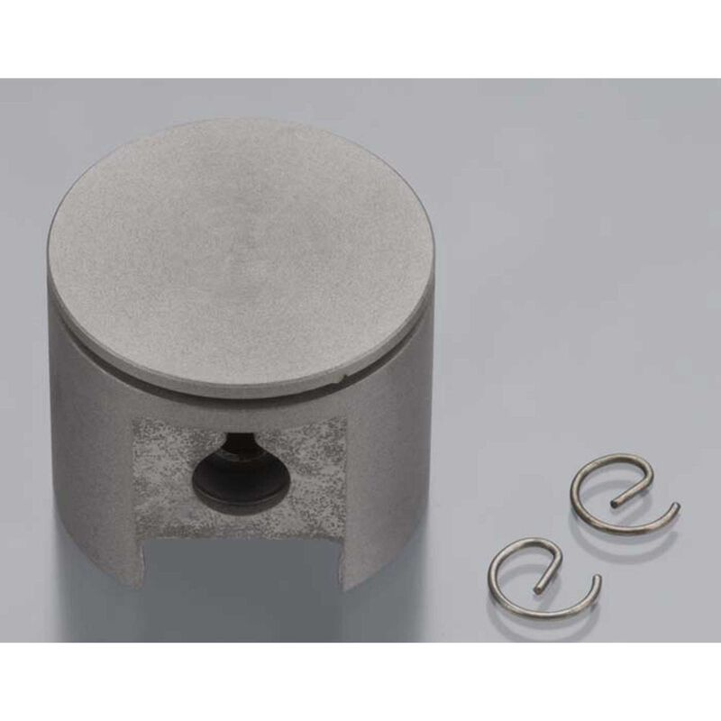 Piston with Pin and Retainer: DLE-20RA