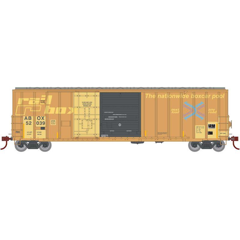 N 50' FMC Ex-Post Combo Door Box RBOX #52039
