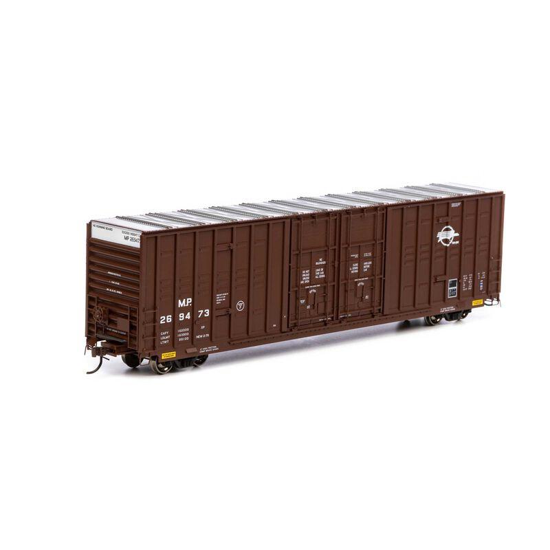 HO RTR 60' Berwick Hi-Cube Box MP #269473