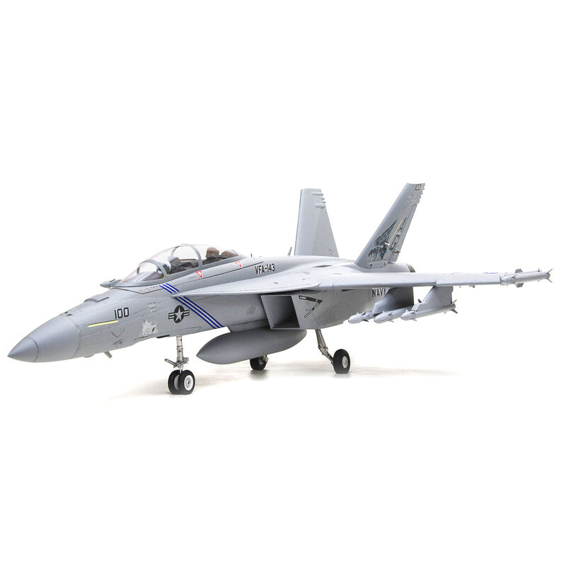 F-18F Super Hornet PNP, 70mm EDF