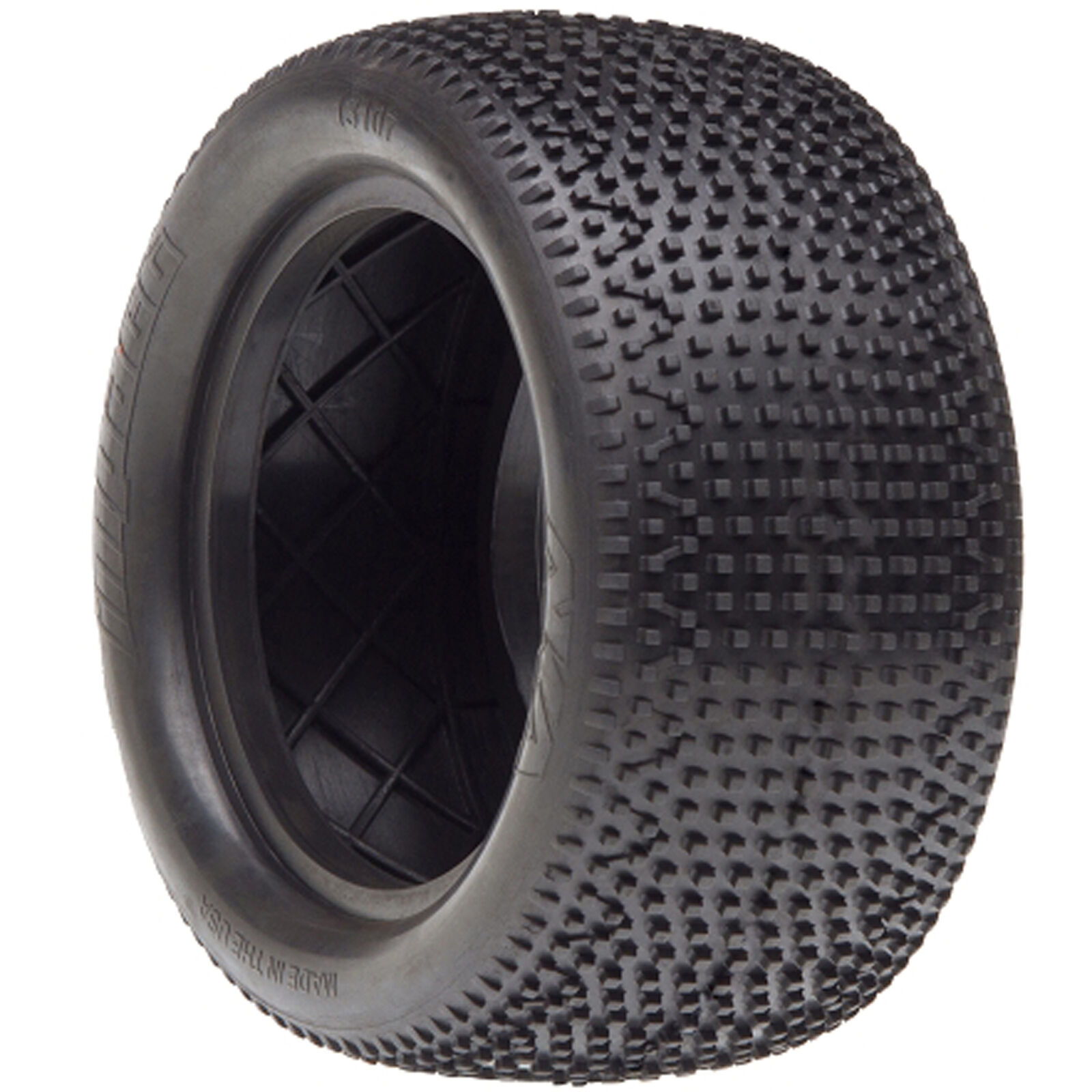 1/10 Impact Super Soft Rear Tire: Buggy (2)