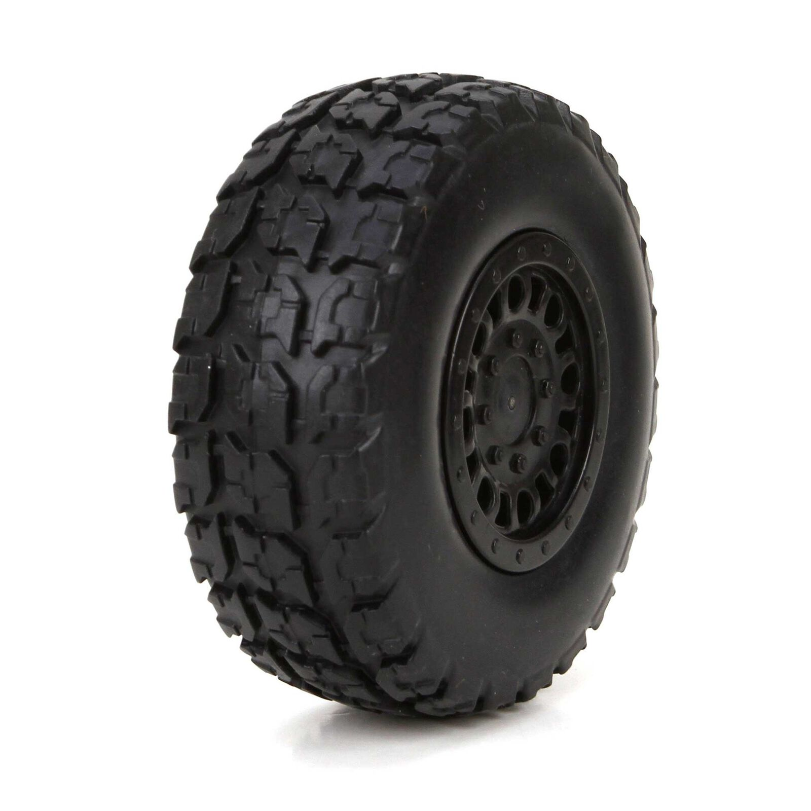 Front/Rear Premount Tire: 1/18 4WD Torment (2)