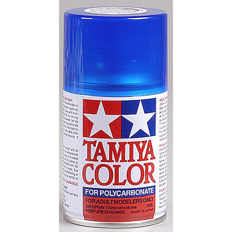 Polycarbonate PS-38 Translucent Blue, Spray 100 ml