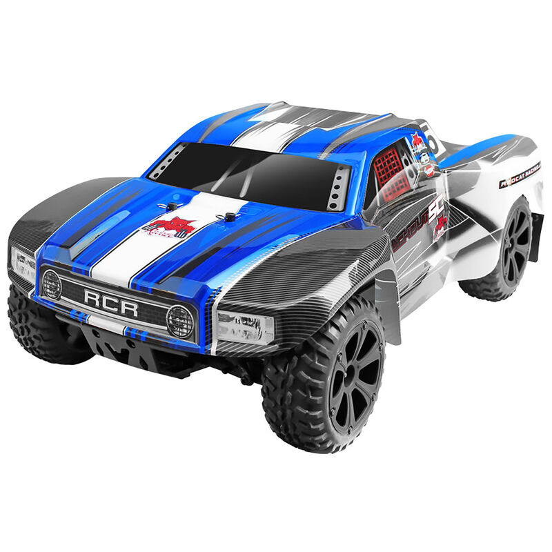 1/10 Blackout SC 4WD Short Course Truck Brushed RTR, Blue