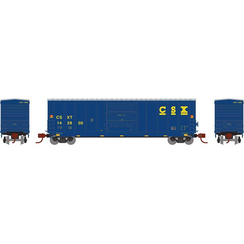 N 50' PS 5277 Box CSX #142800