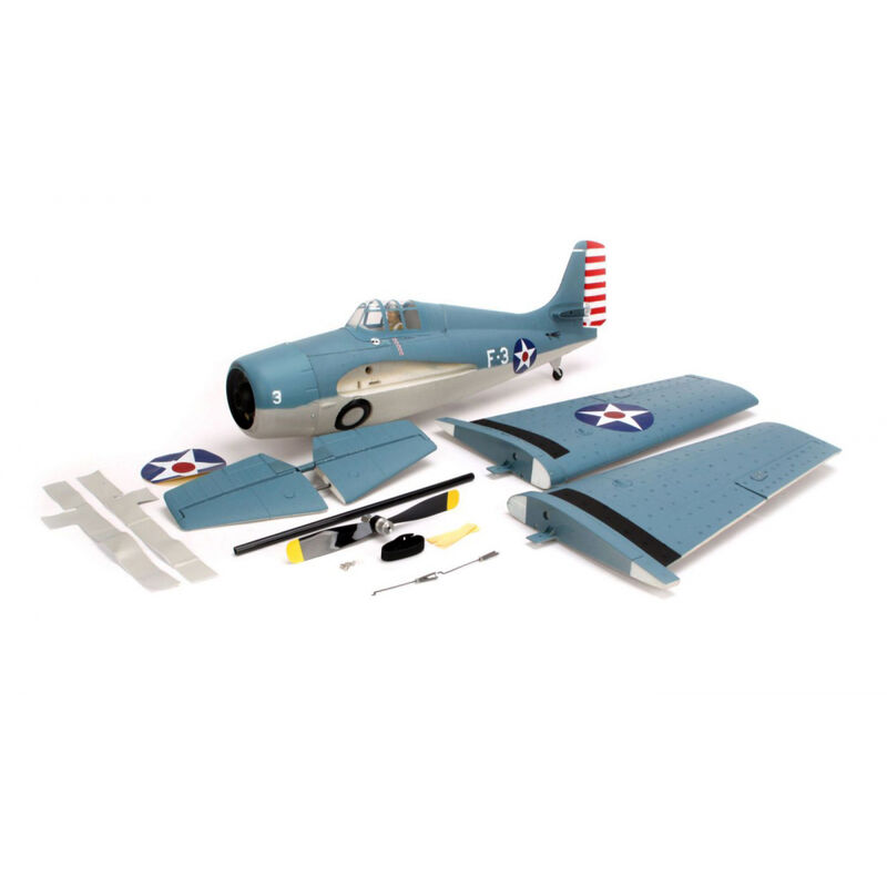 Replacement Airframe: F4F Wildcat