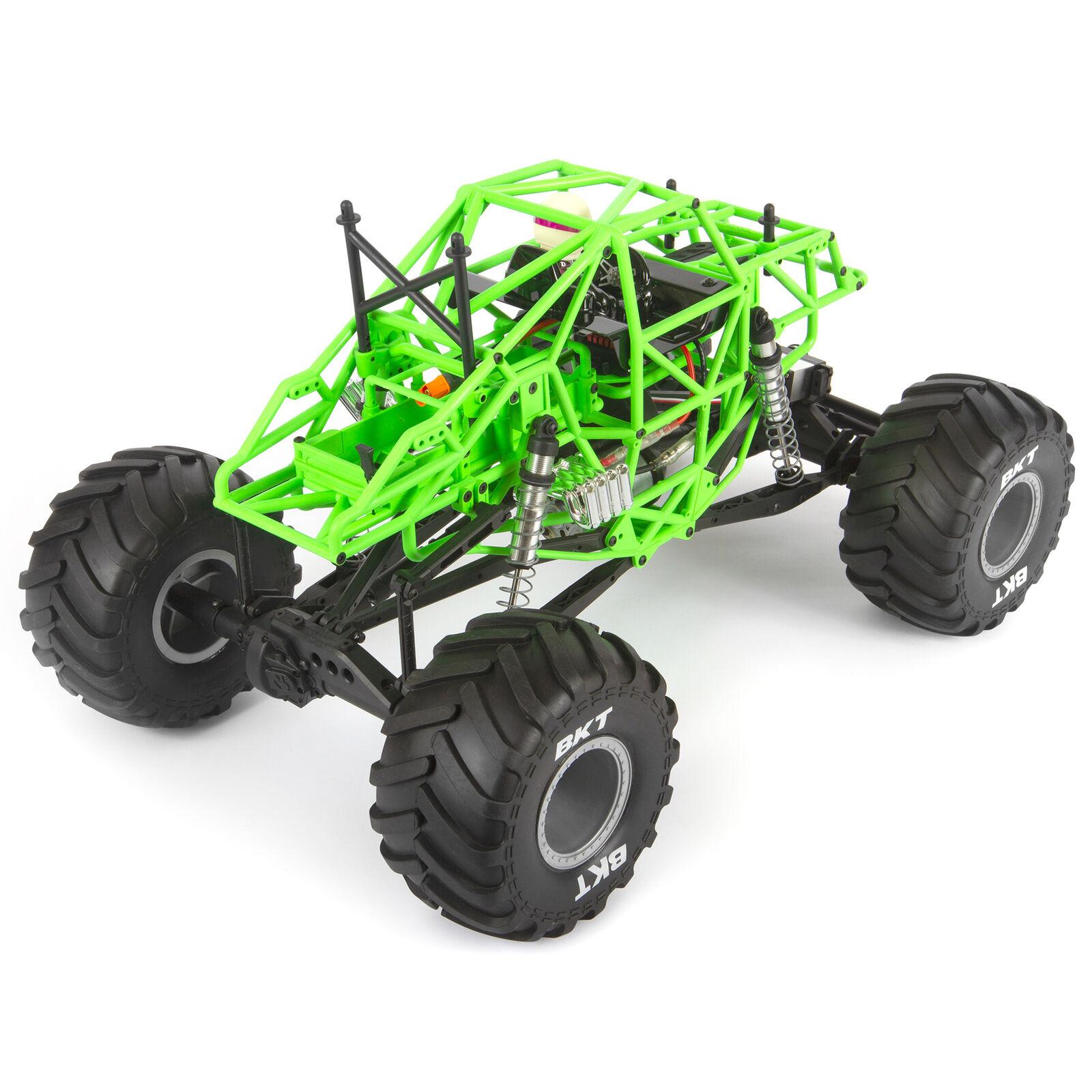 1/10 SMT10 Grave Digger 4WD Monster Truck Brushed RTR
