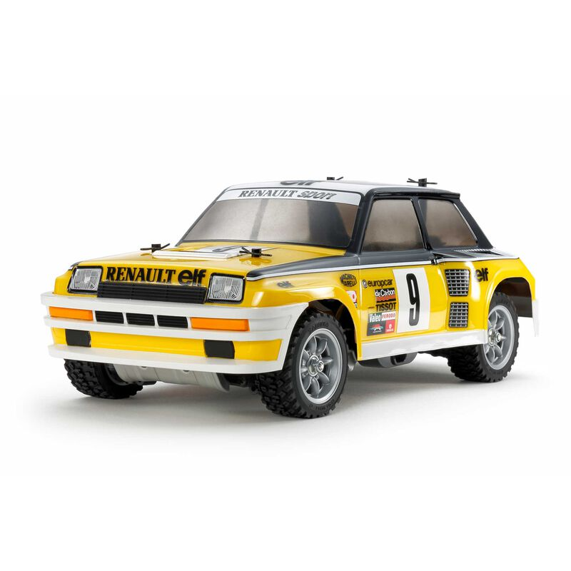 1/12 RC Renault 5 Turbo M-05Ra 2WD Kit, Limited Edition