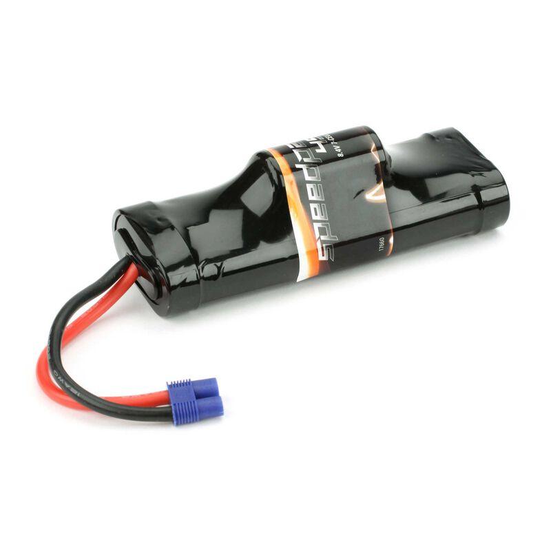 Speedpack 8.4V 4500mAh NiMH 7-Cell Hump with EC3 Conn