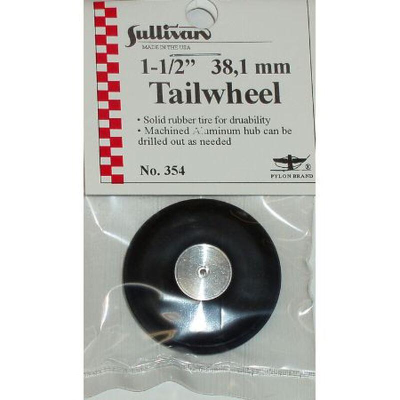"""Tailwheel, 1-1/2"""""""