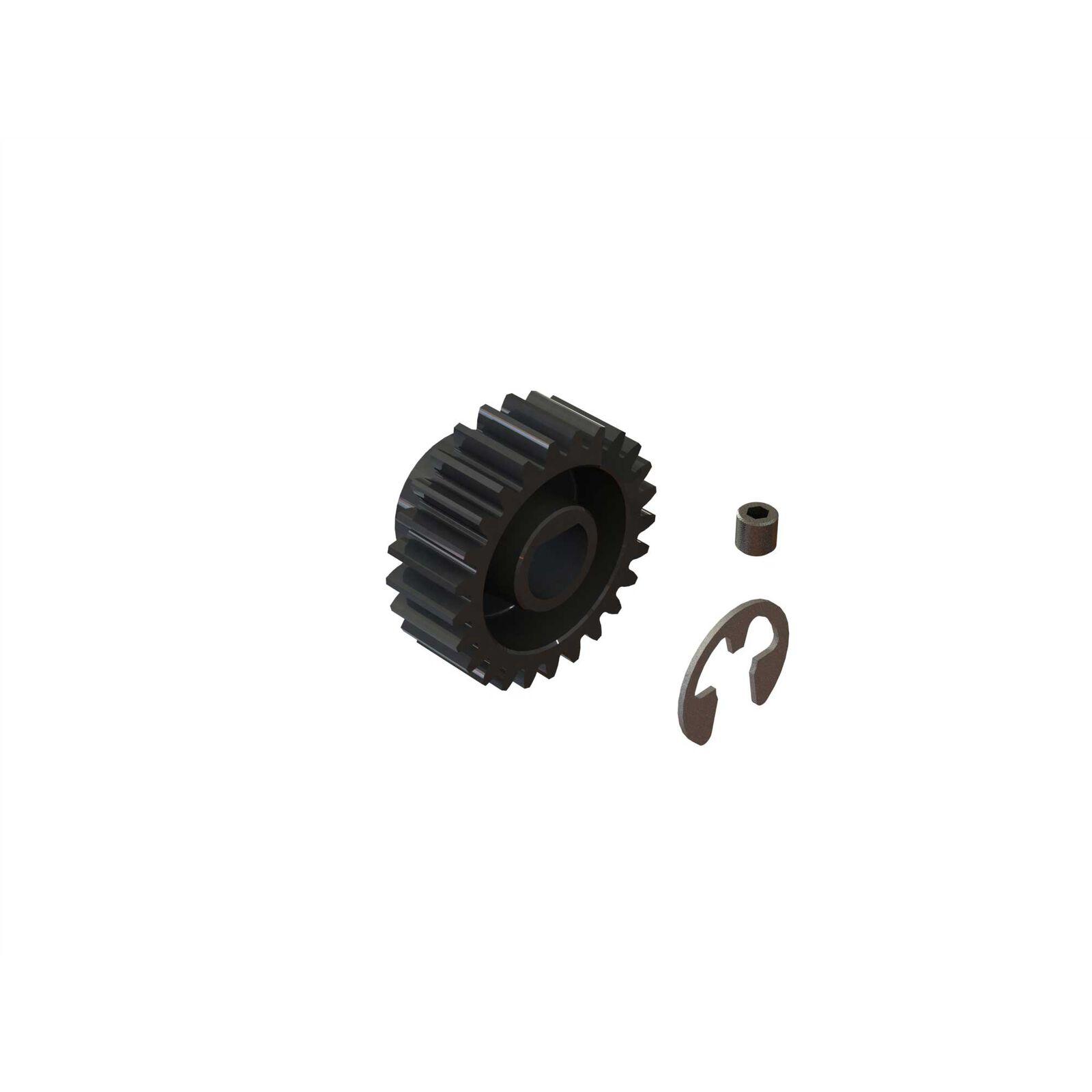 25T Mod1 Safe-D8 Pinion Gear