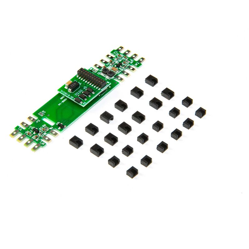 HO Genesis DC-21 Pin Motherboard for LEDs (1)
