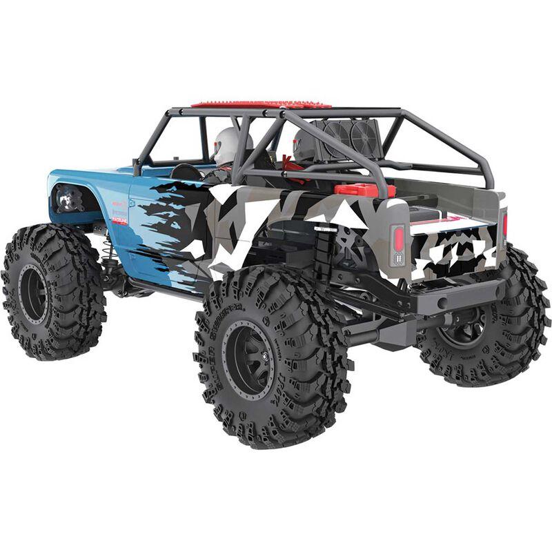 1 10 Wendigo Brushless Rock Racer RTR