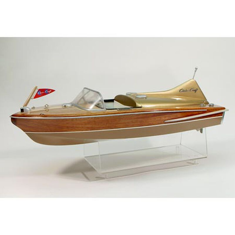 1/8 Chris-Craft Cobra Boat Kit, 27""