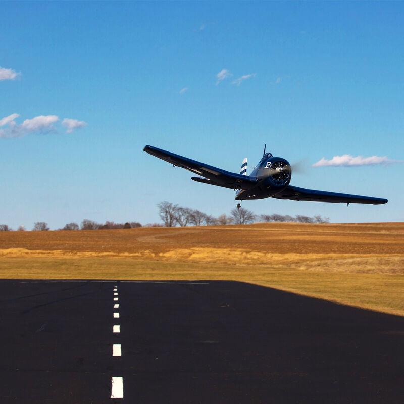 """F6F Hellcat 15cc ARF, 64"""""""