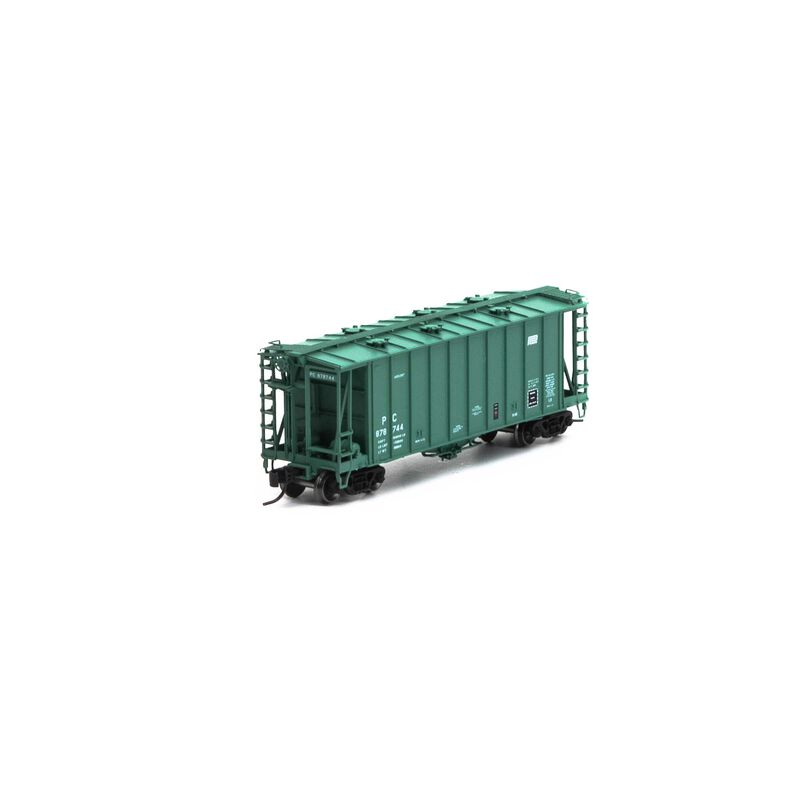 N GATC 2600 Airslide Hopper PC #878744