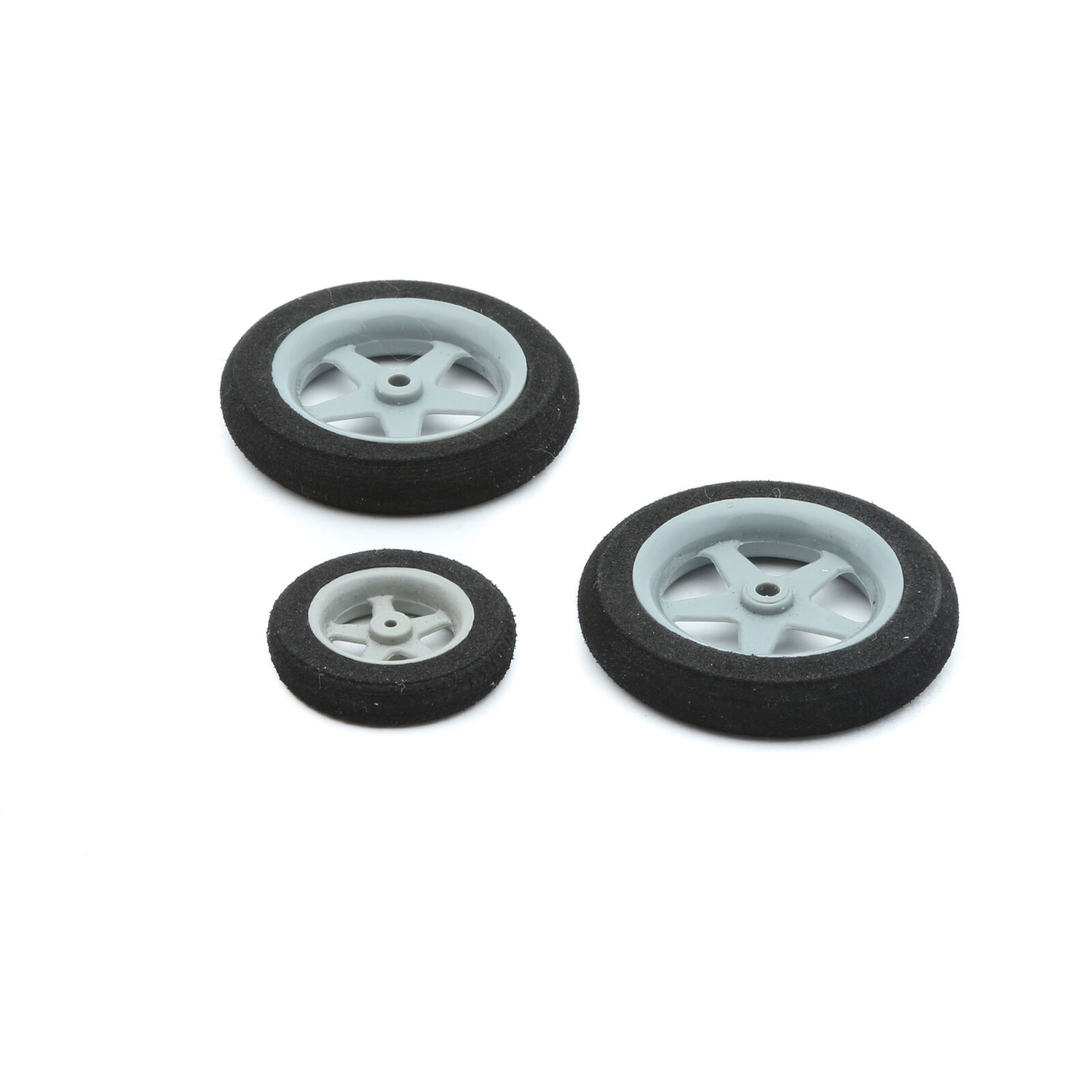 Wheel Set, 45mm (2) 30mm (1): Slick 3D 480