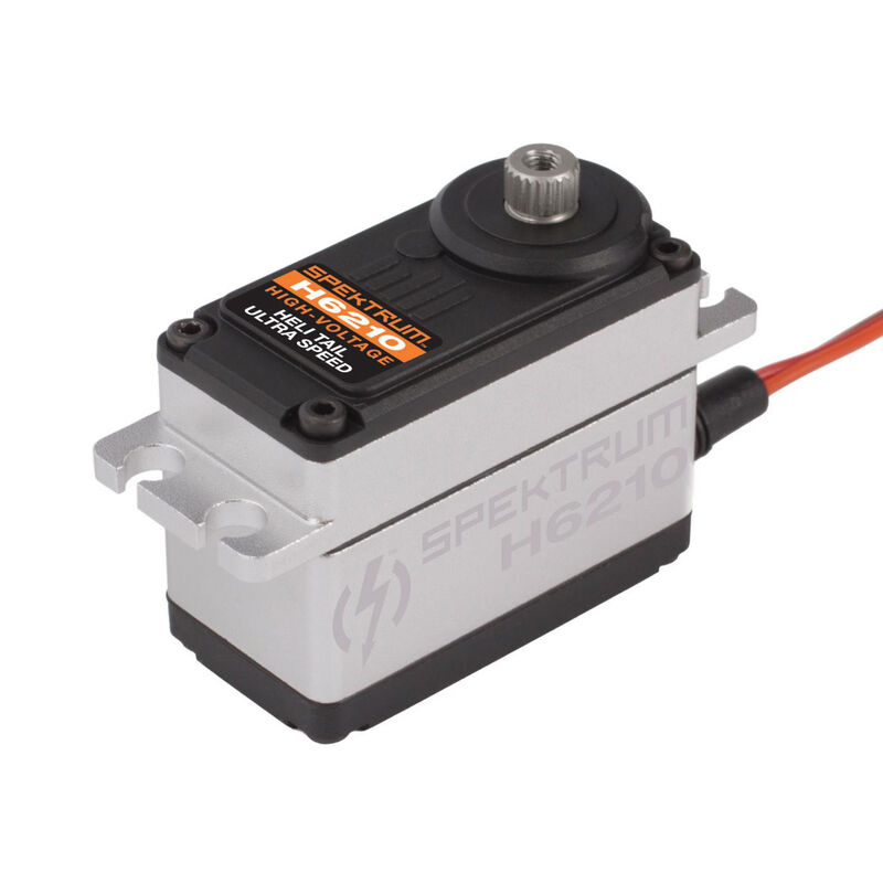 H6210 Standard Digital HV Ultra Speed Metal Gear Heli Tail Servo