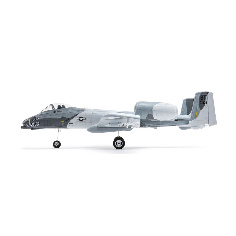 UMX A-10 28mm EDF Jet BNF Basic with AS3X, 562mm