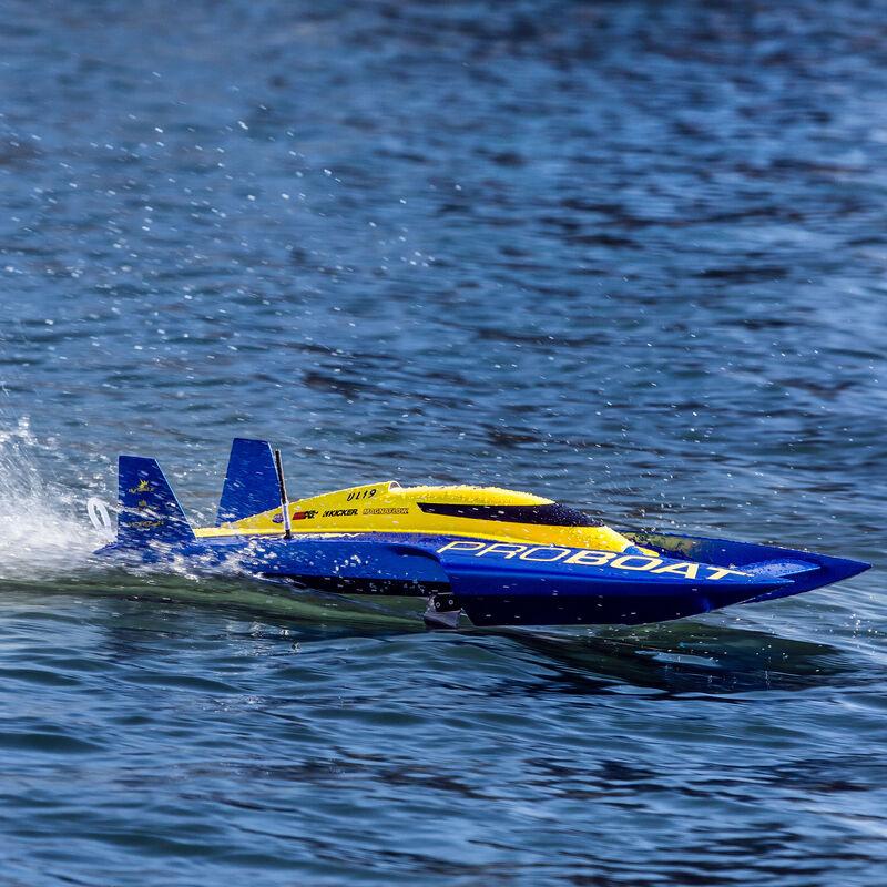 "UL-19 30"" Brushless Hydroplane RTR"