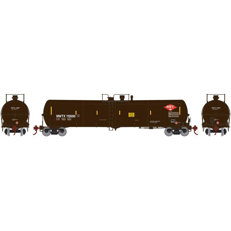 HO RTR 30 000 Gallon Ethanol Tank MWTX #112690