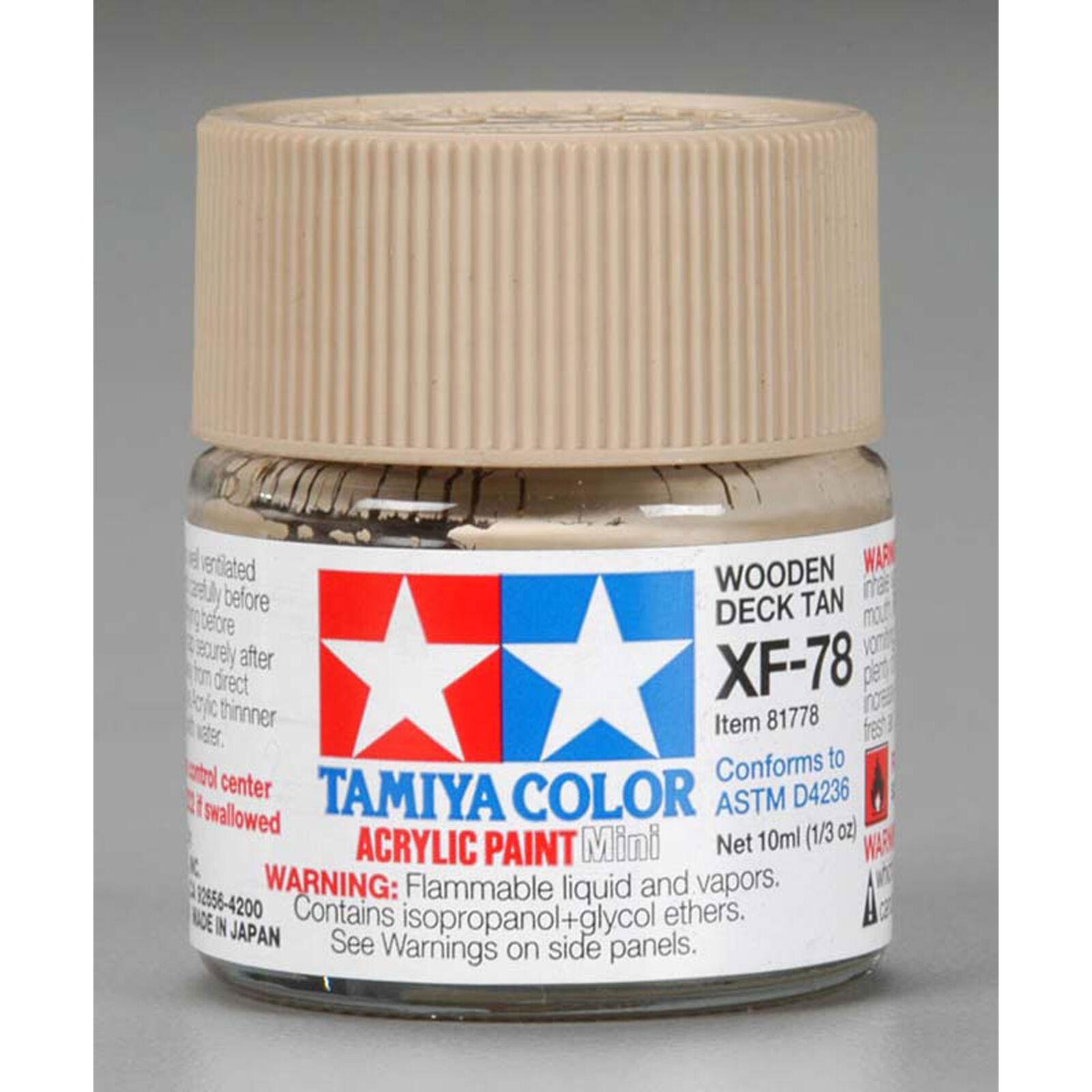 Acrylic Mini XF78, Deck Tan