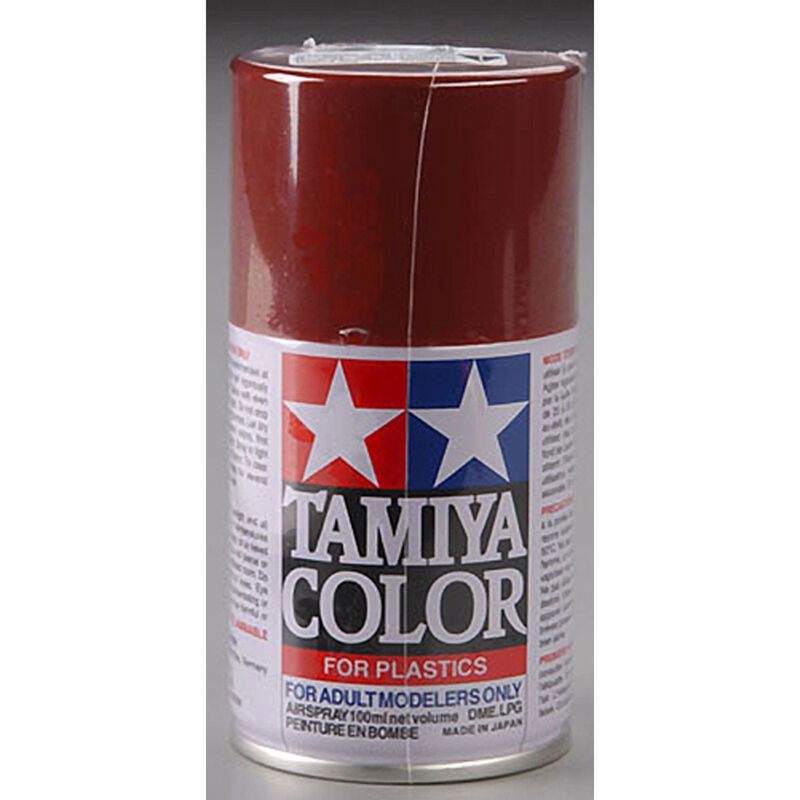 Spray Lacquer TS-33 Dull Red