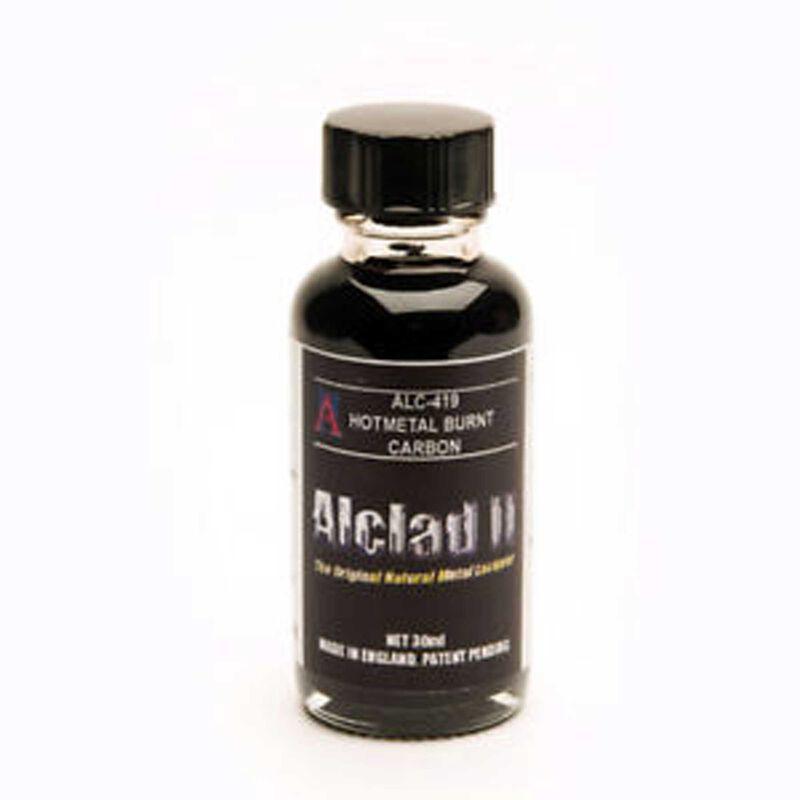 Alclad Hot Metal, Burnt Carbon 1 oz