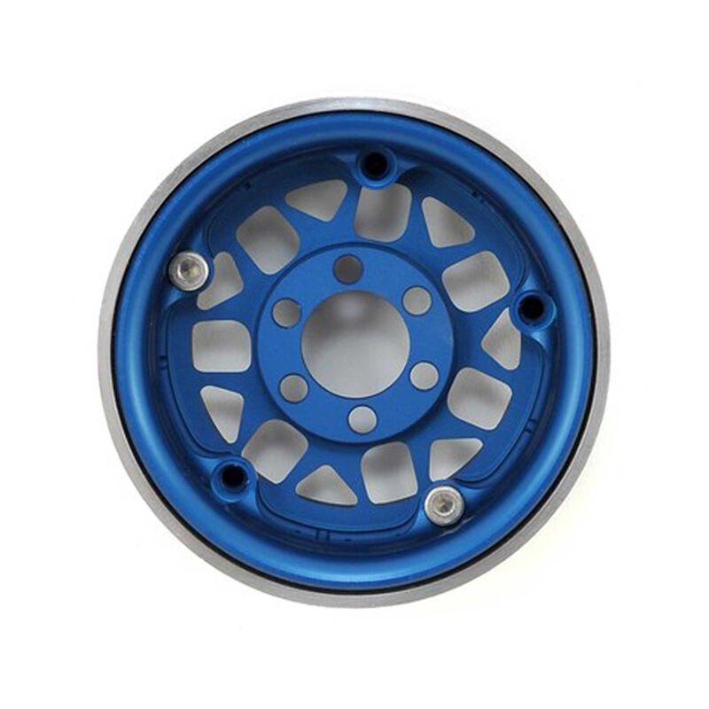 KMC 1.9 XD127 Bully, Blue Anodized