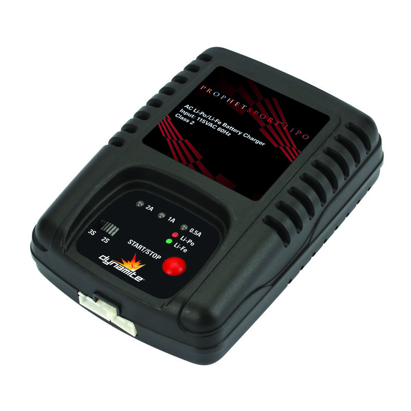 Prophet Sport LiPo 25W AC Charger