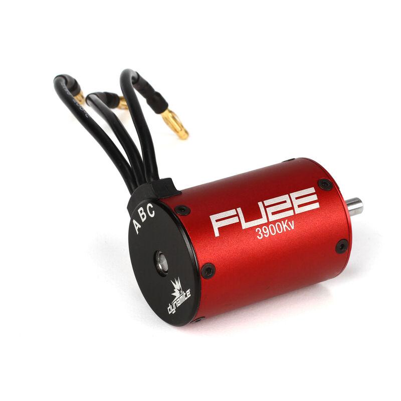 Fuze 540 4P SCT Sensorless Brushless Motor