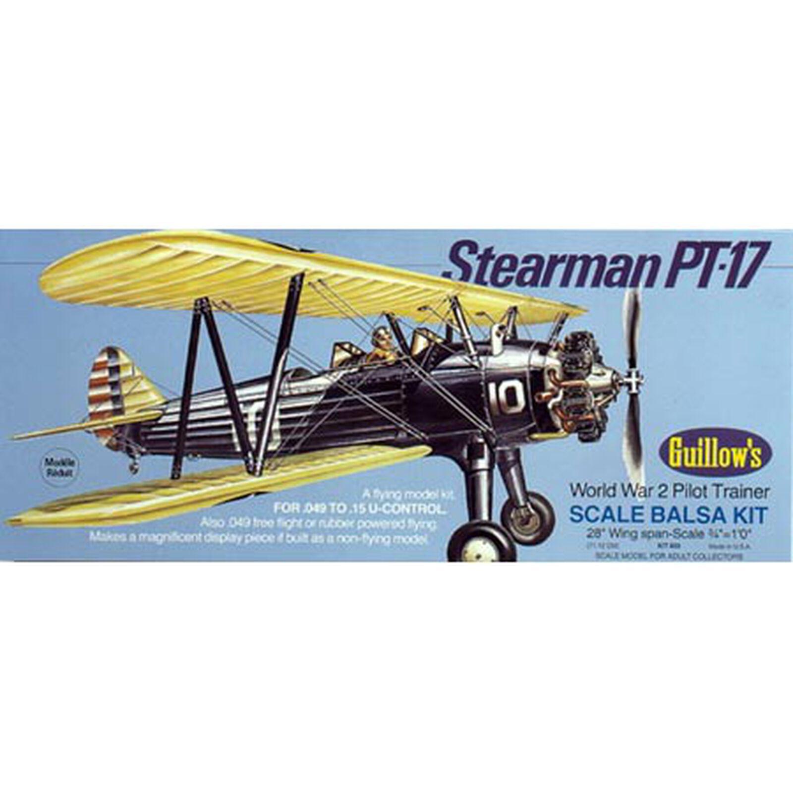 """Stearman PT-17 Kit, 28"""""""