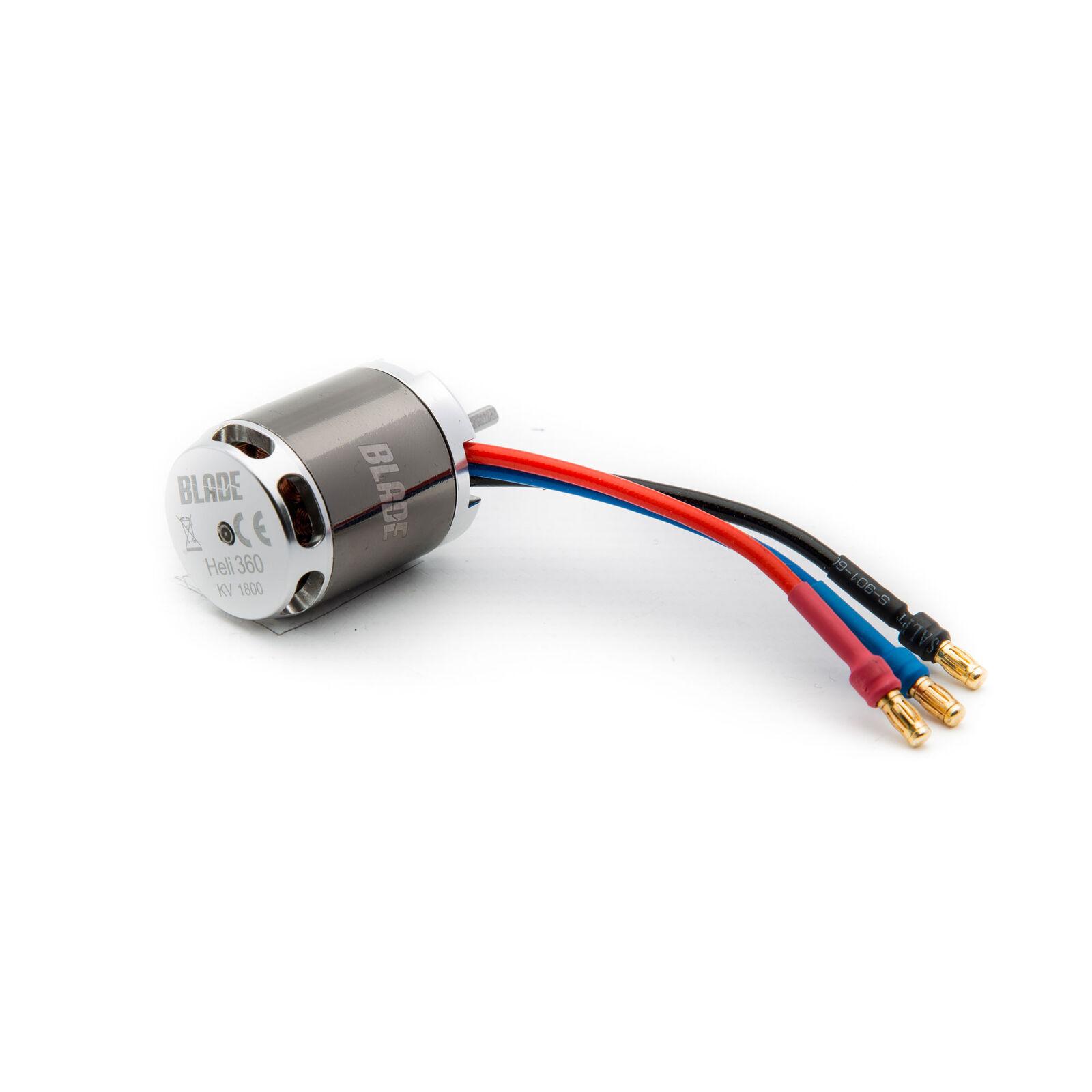 Brushless Out-Runner Motor, 1800Kv: 360 CFX