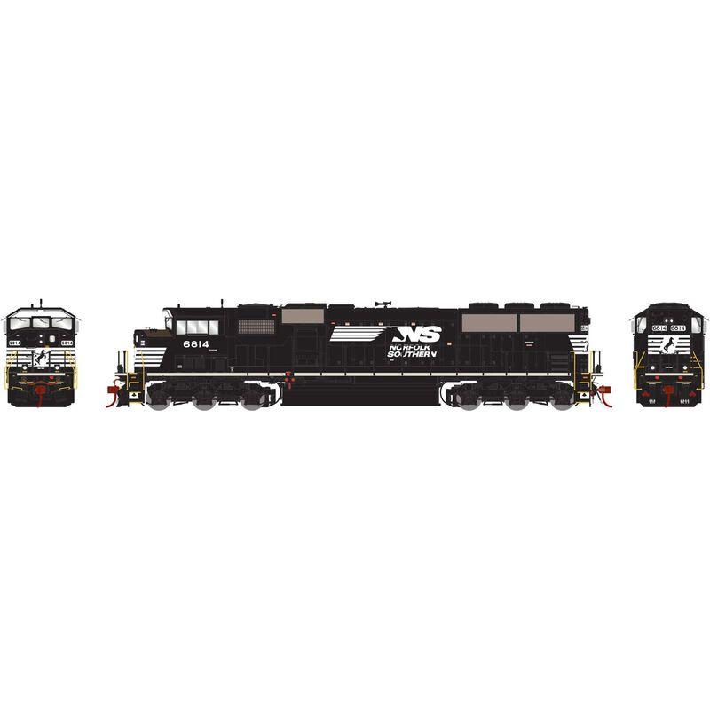 HO G2 SD60M Tri-Clops NS #6814