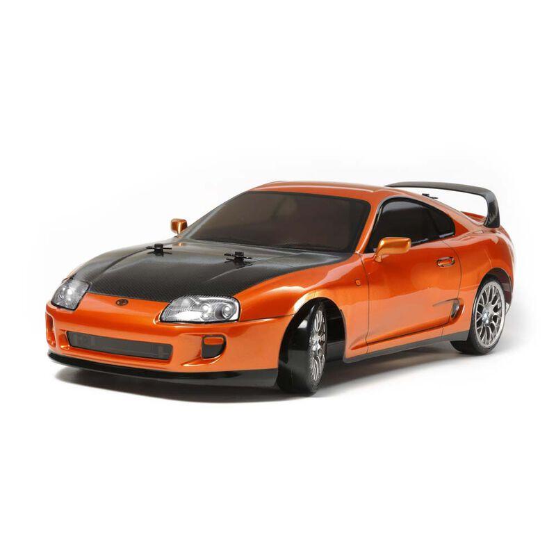 1/10 Toyota Supra 4WD TT-02D Drift Spec Kit