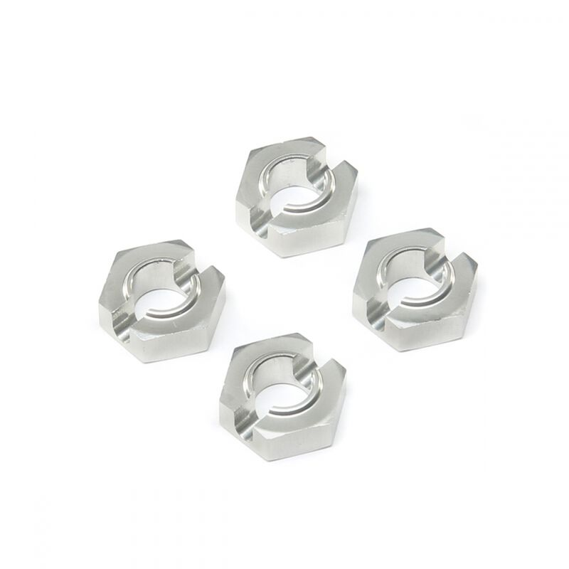 12mm Aluminum Wheel Hub Adapter ARRMA 4x4 (4)