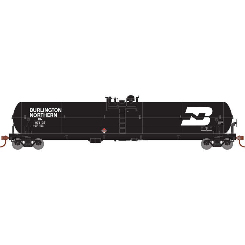 HO RTR 62' Tank BN #875122