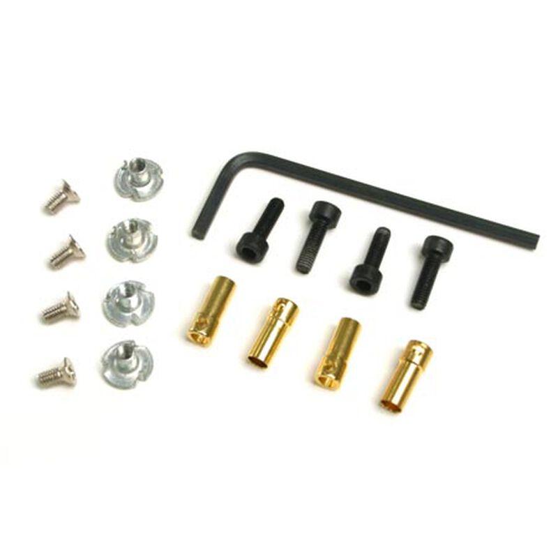 Power 25 Brushless Outrunner Motor, 1250Kv: 3.5mm Bullet
