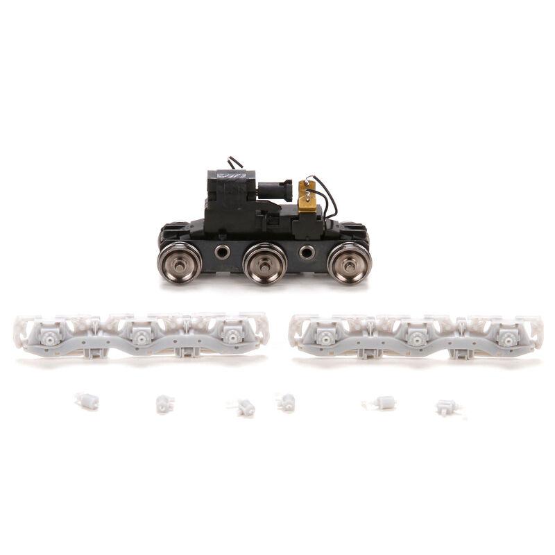 HO Power Truck/Triple Clasp, SD/38/40/45 (1)